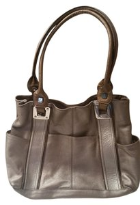 Tignanello Leather Shoulder Bag