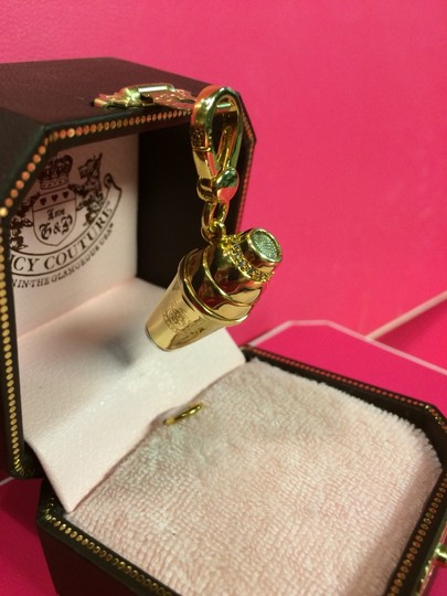 Juicy Couture JUICY COUTURE BEAUTIFUL GOLD MARTINI SHAKER LOCKET CHARM!!