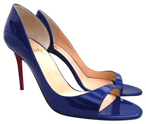 Christian Louboutin Royal Blue Sandals