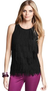 Ann Taylor Brand New Sold Out In Stores Top Black