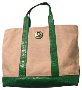 Michael Kors Tote in Khaki / Green
