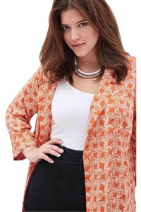 Forever 21 Rust/Taupe Blazer