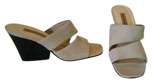 Apostrophe Ivory Mules