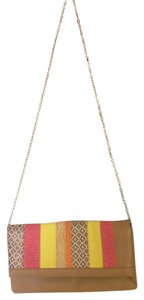 ALDO Multicolor Clutch