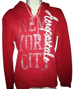 Aeropostale Medium Hoody Sweatshirt