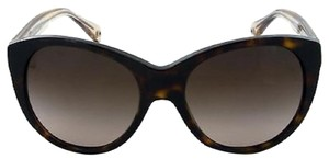 Coach New Coach sunglasses with case Audrey Havana/brown gradient HC8064 L539