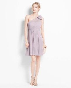 Ann Taylor Lavendar Ann Taylor Bridesmaid Dress Dress