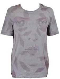 Gucci Men's T Shirt Grey