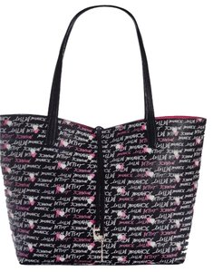 Betsey Johnson Signature Tote in black