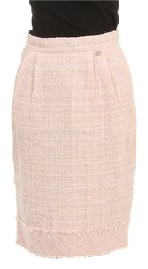 Chanel Skirt Pink