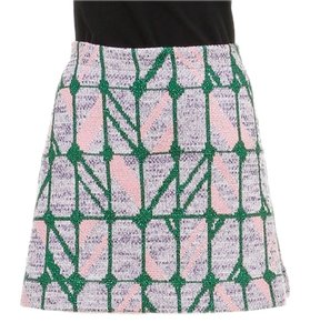 Miu Miu Mini Skirt Multicolor