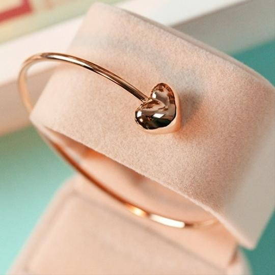 Other Full Of Love Cuff Bangle 18k Rose Gold