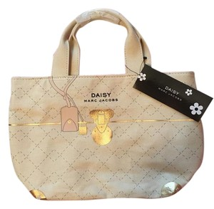 Marc Jacobs Handbags Canvas Tote in Tan