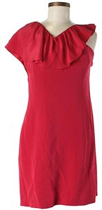 Jay Godfrey One Ruffle Dress