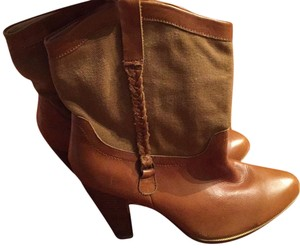 Charlotte Ronson Brown Boots