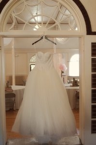 Vera Wang Bridal Wedding Dress