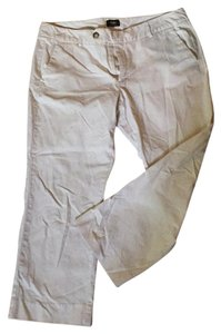 Mossimo Supply Co. Capris Khaki