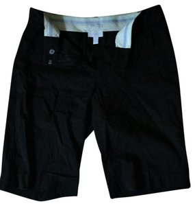 Charter Club Bermuda Shorts Black