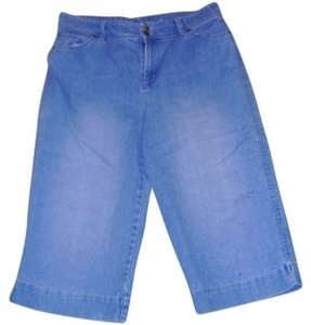 Architect Capris Denim Blue