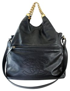 Chanel Lambskin Slouch Leather Shoulder Bag