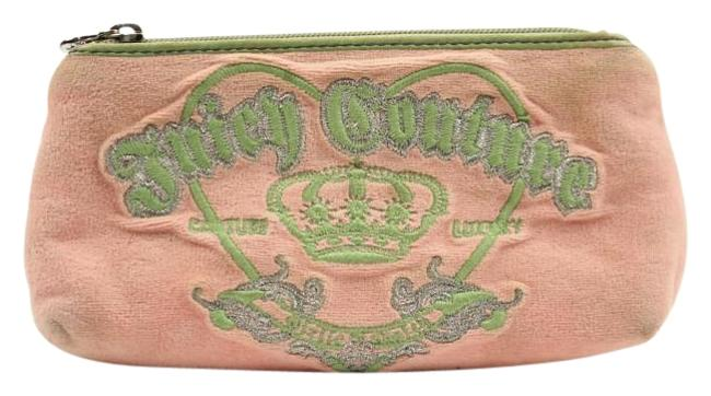 Item - Pink Pouch Jcty01 Cosmetic Bag