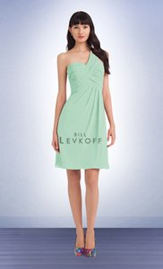 Bill Levkoff Mint Bill Levkoff 1102 Dress