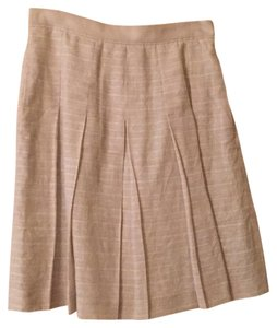 Brooks Brothers Skirt Natural linen