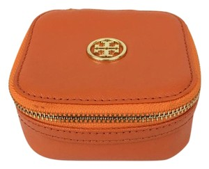 Tory Burch SALE Tory Burch Jewelry Case/Bag - Orange