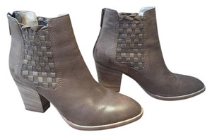 Aquatalia by Marvin K. Leather Tan / Mushroom Boots