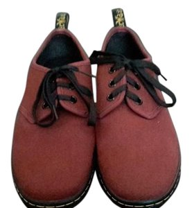 Dr. Martens Canvas 90's Skater Dr. Never Worn Maroon Athletic