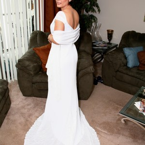 Venus Bridal 8339-157 Wedding Dress