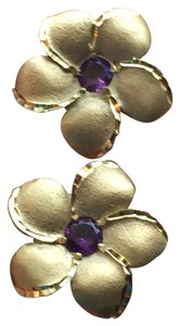 Other Flower Stud Earrings