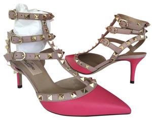 Valentino Heels High Heels Hot Pink Pumps