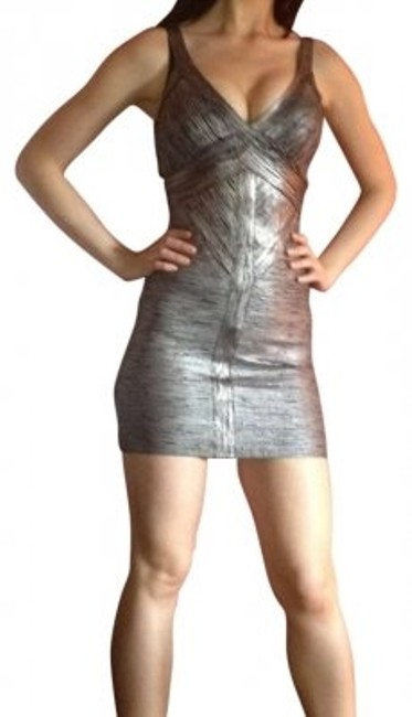 Preload https://img-static.tradesy.com/item/168792/bebe-silver-sexy-bandage-clubbing-going-cocktail-party-bodycon-above-knee-night-out-dress-size-0-xs-0-0-650-650.jpg