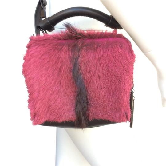 Preload https://item2.tradesy.com/images/31-phillip-lim-ryder-pink-fur-and-leather-cross-body-bag-1687936-0-0.jpg?width=440&height=440
