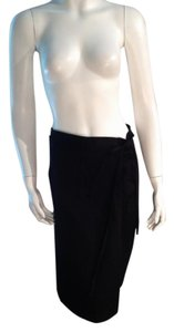 H&M Logg Logg Black Size 10 Skirt Muted Black