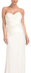 Nicole Miller Haute Bride Silk Dress