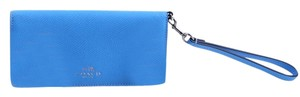 Coach * SV/AZURE MULTI COLOR SLIM WALLET