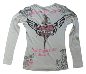 SMET by Christian Audigier Tunic