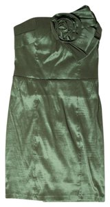 Romeo & Juliet Couture Taffeta Dress