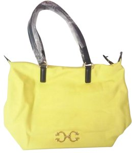 C. Wonder Nylon Canary Shoulder Bag
