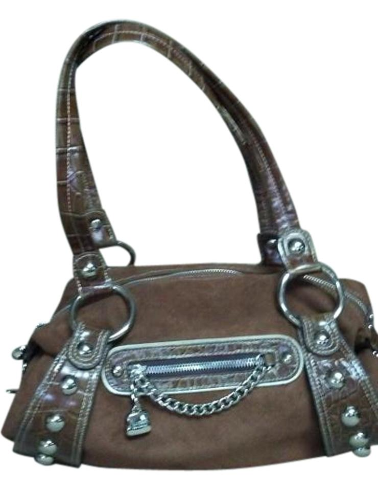 Kathy Van Zeeland Satchel in Brown Image 0 ... 6290911b3c369