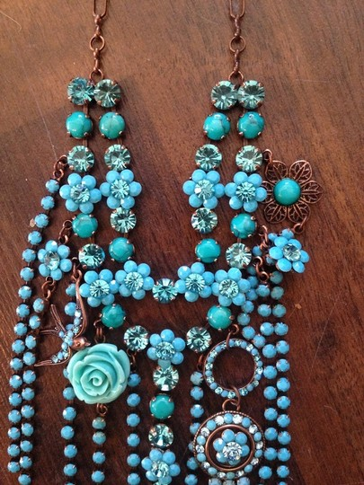 Other Israeli Turquoise Necklace