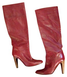 Barbara Bui red Boots