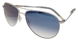 Oliver Peoples Photochromic OLIVER PEOPLES Sunglasses BENEDICT 1002-S 52413F 62-16 Silver Frame w/Blue Lenses