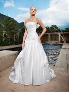 Mon Cheri E231033 Wedding Dress