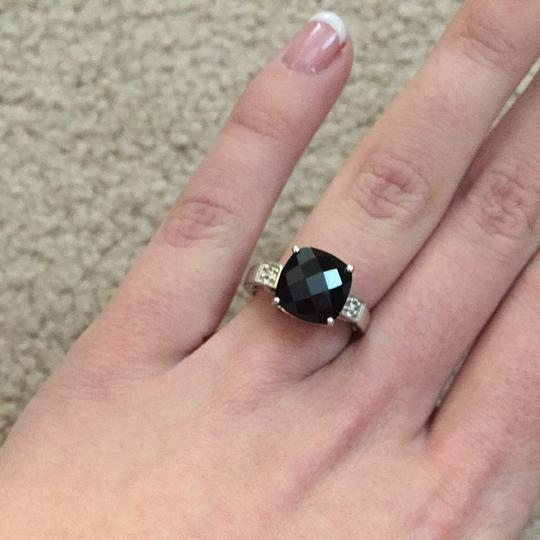 Other Sterling Silver Onyx Ring