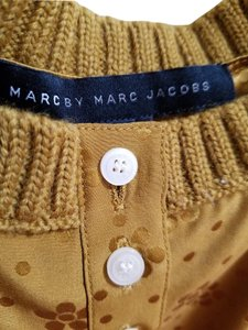 Marc by Marc Jacobs Silk Flower Top Olive Shade