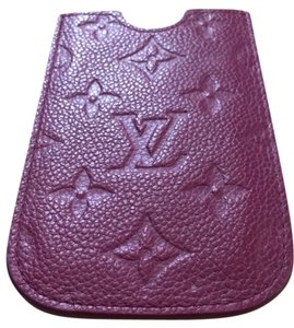 Louis Vuitton Louis Vuitton EMPREINTE iPhone SOFT CASE Aurore Monogram