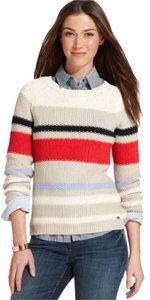 Tommy Hilfiger Crew Neck Longsleeve Striped Sweater